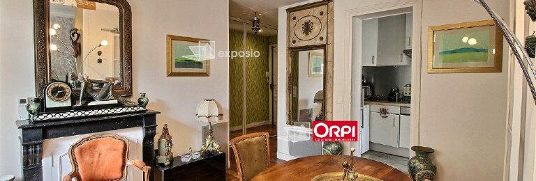 Achat Appartement 3 pièces à Paris 17