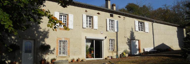 Achat Maison 10 pièces à Puylaurens
