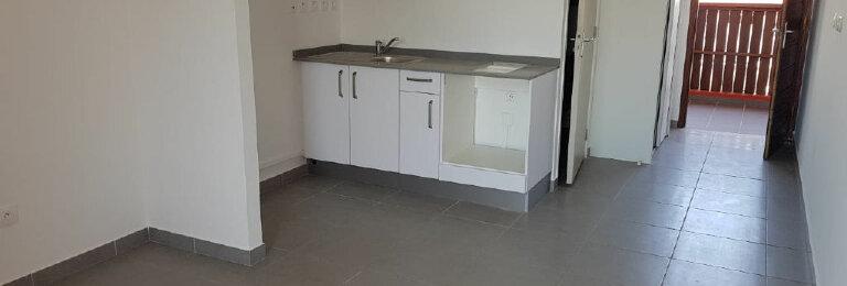 Location Appartement 1 pièce à Cayenne