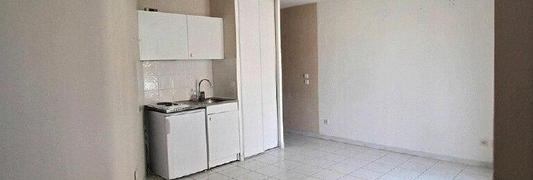 Location Appartement 1 pièce à Marseille 5