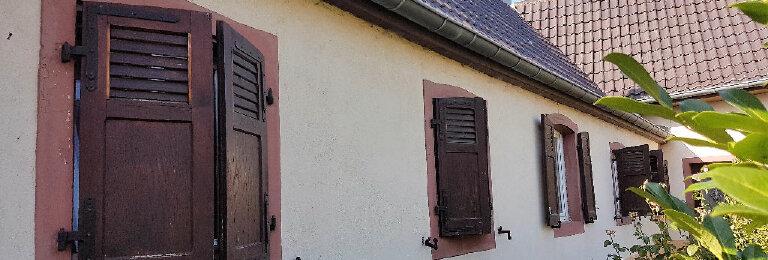Achat Maison 4 pièces à Dessenheim