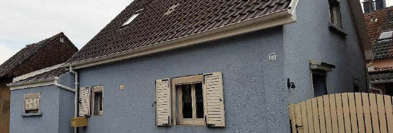 Achat Maison 4 pièces à Meyenheim