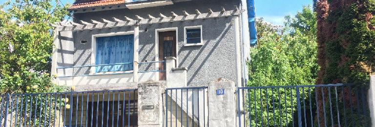 Achat Maison 4 pièces à Aulnay-sous-Bois