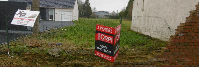 Achat Terrain  à Origny-Sainte-Benoite