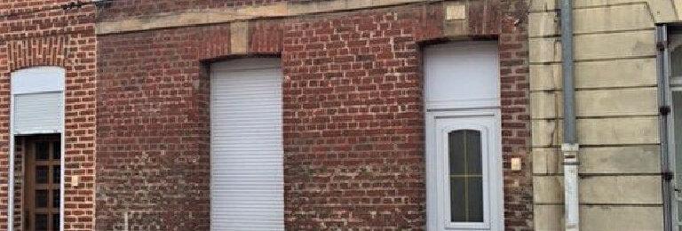 Achat Maison 3 pièces à Saint-Quentin