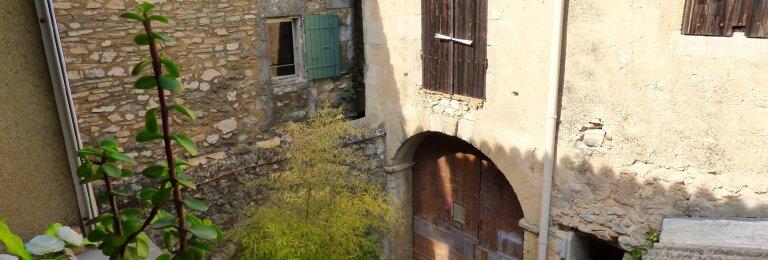 Achat Maison 3 pièces à Saint-Hilaire-d'Ozilhan