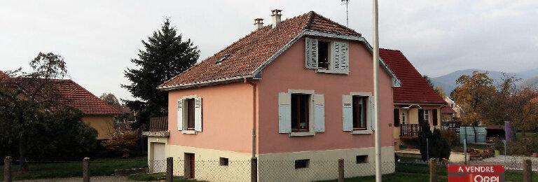 Achat Maison 4 pièces à Vieux-Thann