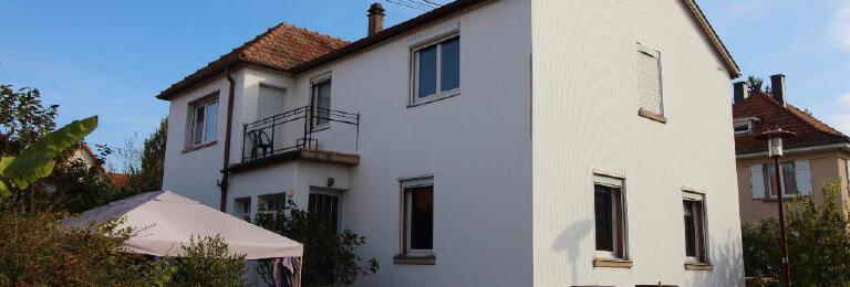 Achat Maison 6 pièces à Illkirch-Graffenstaden