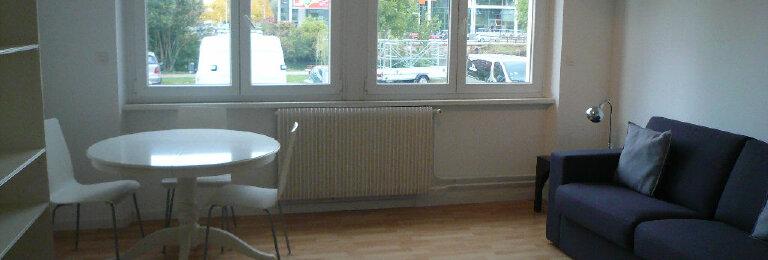 Location Appartement 2 pièces à Strasbourg