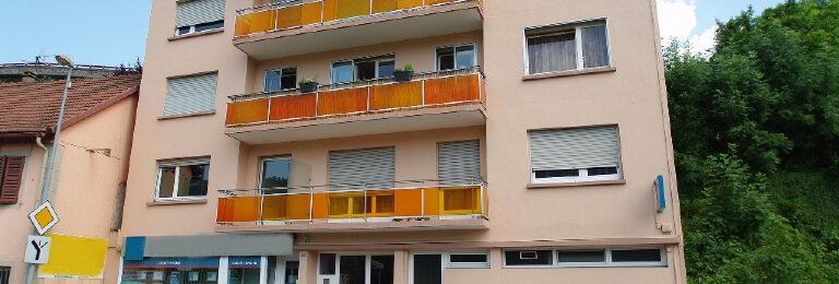 Achat Appartement 2 pièces à Schirmeck