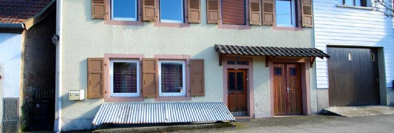 Achat Maison 4 pièces à Rothau