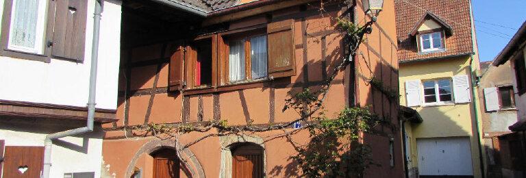 Achat Maison 5 pièces à Obernai