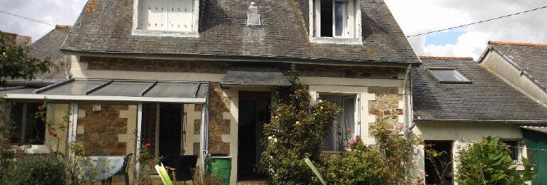 Achat Maison 5 pièces à Guingamp