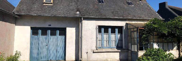 Achat Maison 3 pièces à Poullaouen