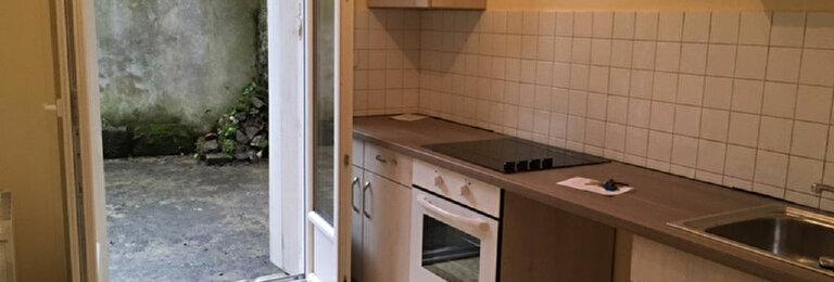 Location Appartement 2 pièces à Carhaix-Plouguer