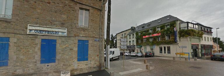 Location Local commercial  à Guingamp