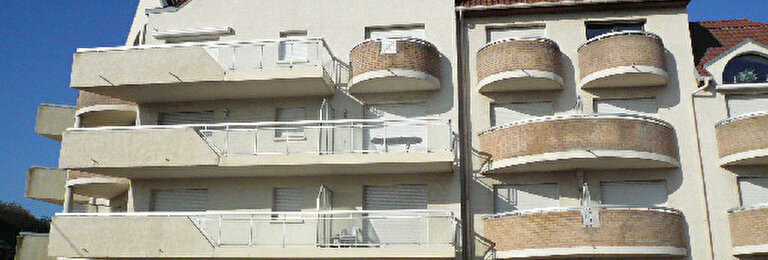 Achat Appartement 2 pièces à Cucq