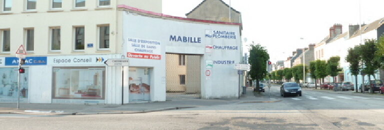 Location Local commercial  à Cherbourg-Octeville