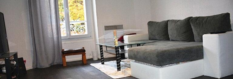 Achat Appartement 1 pièce à Épône