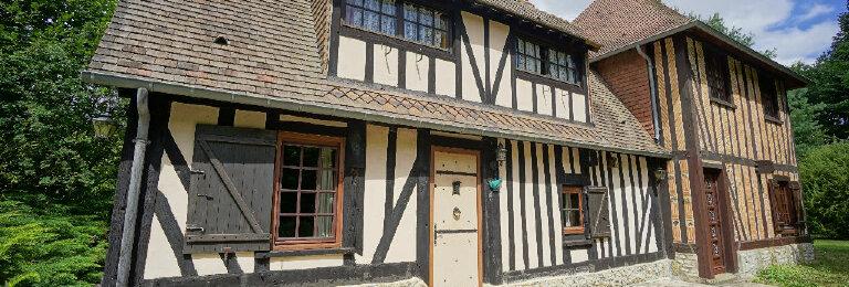 Achat Maison 5 pièces à Saint-Aubin-du-Thenney