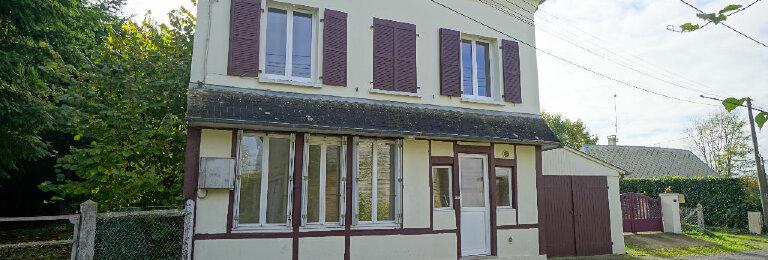 Location Maison 5 pièces à La Chapelle-Hareng