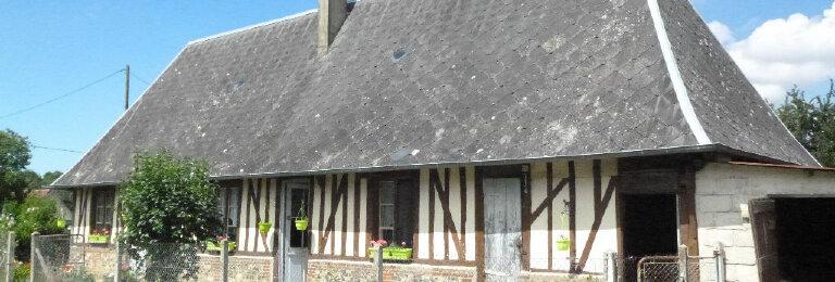 Achat Maison 2 pièces à Saint-Christophe-sur-Condé