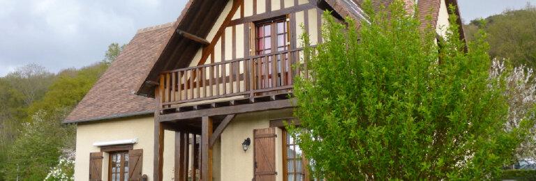 Achat Maison 6 pièces à Le Bec-Hellouin