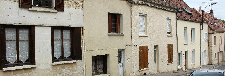 Achat Maison 3 pièces à Nanteuil-le-Haudouin