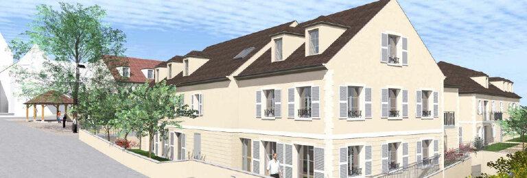 Achat Appartement 2 pièces à Moussy-le-Neuf