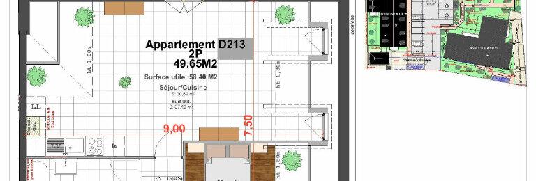 Achat Appartement 3 pièces à Moussy-le-Neuf