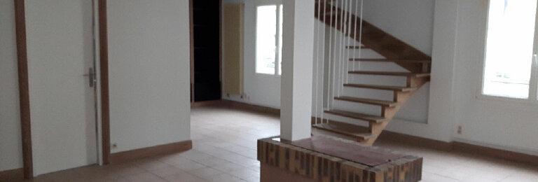 Location Appartement 5 pièces à Tours