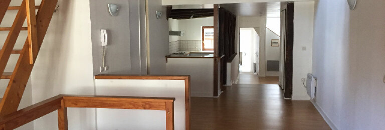 Location Appartement 3 pièces à Montbazon