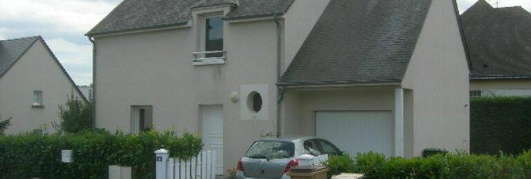 Location Maison 6 pièces à Joué-lès-Tours