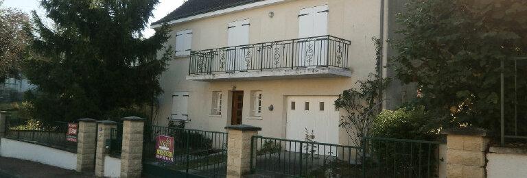 Location Maison 4 pièces à Azay-sur-Cher