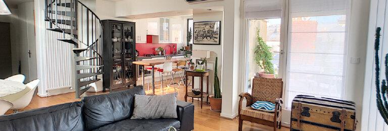 Achat Appartement 5 pièces à Tours
