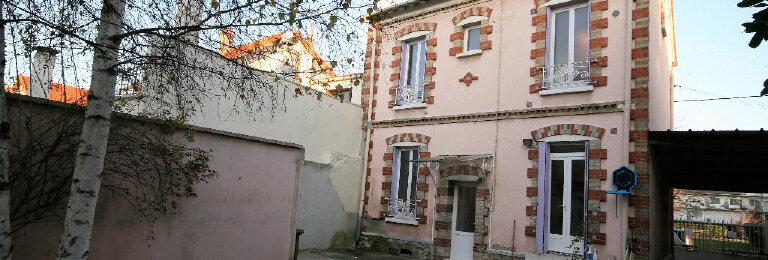 Location Maison 6 pièces à Houilles