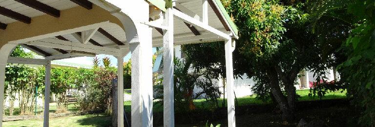 Achat Maison 5 pièces à Baie-Mahault