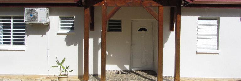 Achat Maison 4 pièces à Sainte-Rose