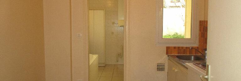 Location Appartement 1 pièce à Arcueil