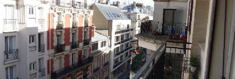 Location Appartement 1 pièce à Paris 17