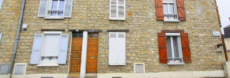 Achat Maison 4 pièces à Les Mureaux