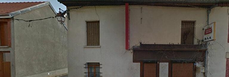 Achat Maison 4 pièces à Fleury-la-Rivière