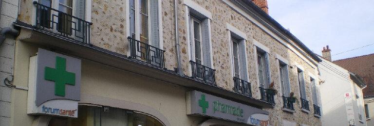 Location Appartement 3 pièces à Rebais