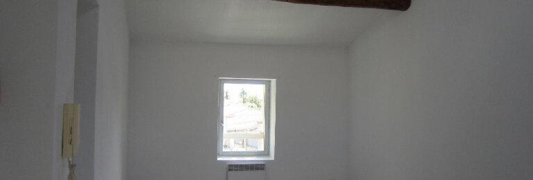 Location Appartement 2 pièces à Pertuis