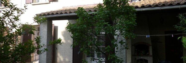 Achat Maison 4 pièces à Carpentras
