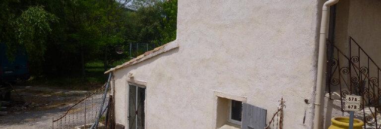 Achat Maison 3 pièces à Mormoiron