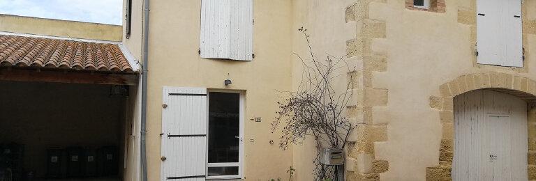 Location Maison 2 pièces à Domazan