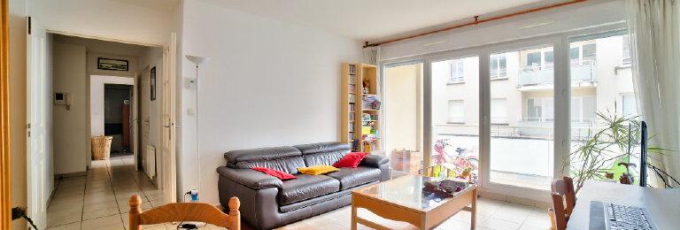 Achat Appartement 3 pièces à Lyon 4