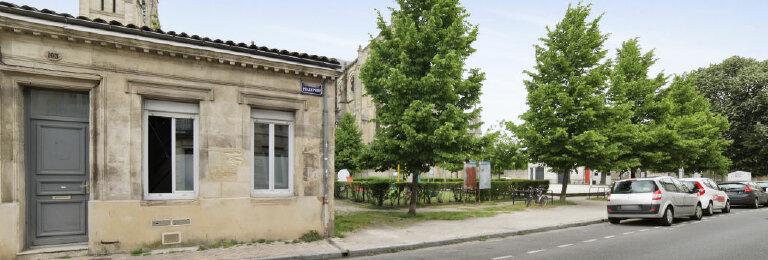 Achat Maison 3 pièces à Bordeaux