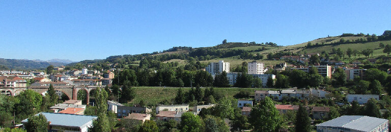 Achat Appartement 3 pièces à Aurillac